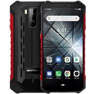 UleFone Armor X3, piros - Mobiltelefon