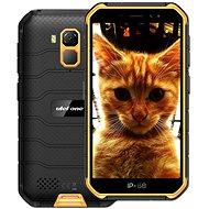 UleFone Armor X7 - narancsszín - Mobiltelefon