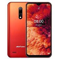 UleFone Note 8P Dual SIM narancsszín - Mobiltelefon