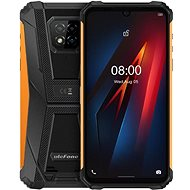 UleFone Armor 8 PRO narancssárga - Mobiltelefon