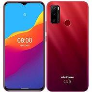 UleFone Note 10 piros - Mobiltelefon