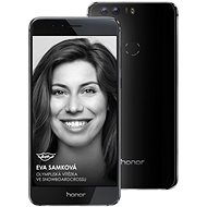 Honor 8 Black - Mobiltelefon