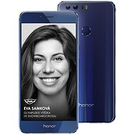 Honor 8 Blue - Mobiltelefon