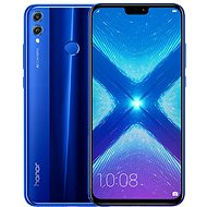 Honor 8X 64GB, kék - Mobiltelefon