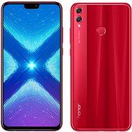 Honor 8X 128GB, piros - Mobiltelefon