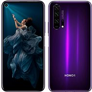 Honor 20 Pro, gradiens fekete - Mobiltelefon