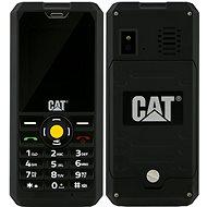 Caterpillar CAT B30 Fekete Dual SIM - Mobiltelefon