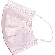 RespiLAB Eldobható szájmaszk gyerekeknek - rózsaszín  (10 db) - Szájmaszk