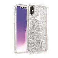 Uniq Clarion Tinsel Hybrid iPhone Xs Max Lucent - Mobiltelefon hátlap