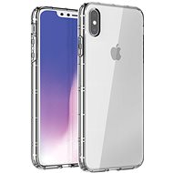 Uniq AirFender Hybrid iPhone Xs Max Nude - Mobiltelefon hátlap