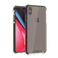 Uniq Combat Hybrid iPhone Xs Max Carbon - Mobiltelefon hátlap