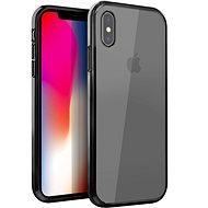 Uniq LifePro Xtreme Hybrid iPhone Xs Max Obsidian - Mobiltelefon hátlap