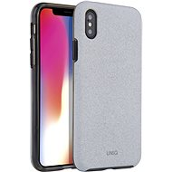 Uniq Lithos Hybrid iPhone Xs Max Moonstone - Mobiltelefon hátlap