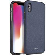 Uniq Lithos Hybrid iPhone Xs Max Azure - Mobiltelefon hátlap