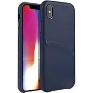 Uniq Duffle Hybrid iPhone Xs Max Sterling - Mobiltelefon hátlap