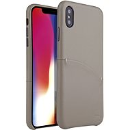 Uniq Duffle Hybrid iPhone Xs Max Sierra - Mobiltelefon hátlap