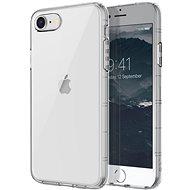 Uniq Hybrid iPhone SE Air Fender - Nude Transparent - Mobiltelefon hátlap
