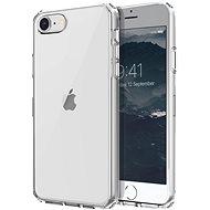 Uniq Hybrid iPhone SE LifePro Xtreme - Crystal Clear - Mobiltelefon hátlap