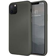 Uniq Lino Hue Hybrid iPhone 11 Pro Moss Grey - Mobiltelefon hátlap