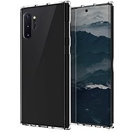Uniq LifePro Xtreme Hybrid Galaxy Note10+ Crystal Clear - Mobiltelefon hátlap