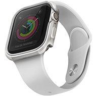 Uniq Valencia az Apple Watch 44mm okosórához - Blush Titanium ezüst - Okosóra tok