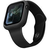 Uniq Lino tok Apple Watch 40mm okosórához, fekete - Védőtok