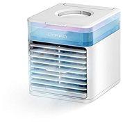 UNIQ LYFRO BLAST hordozható UVC tisztító és léghűtő - fehér - Gőzsterilizáló