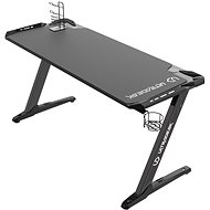 ULTRADESK SPACE XXL BLACK - Gaming asztal
