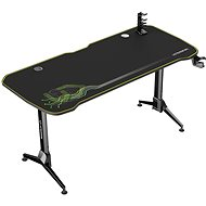 ULTRADESK GRAND YELLOW-GREEN - Gaming asztal