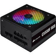 Corsair CX550F RGB Black - PC tápegység