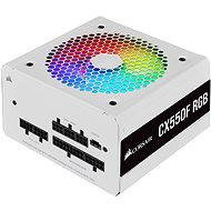 Corsair CX550F RGB White - PC tápegység