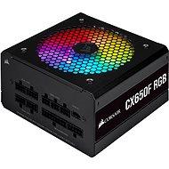Corsair CX650F RGB Black - PC tápegység