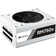 Corsair RM750x (2018), fehér - PC tápegység