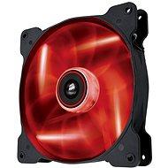 Corsair Quiet edition AF140 piros LED - Ventilátor