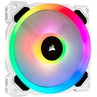 Corsair LL120 RGB 120mm Dual Light Loop White RGB LED PWM Fan - Single Pack - Számítógép ventilátor