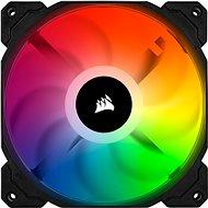 Corsair iCUE SP140 RGB PRO 140 mm RGB LED Fan, Single Pack - Számítógép ventilátor