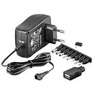 Univerzális 230 V / 3-12 V DC 1500 mA - Adapter