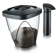 VacuVin Set vákuumos edény kávénak 1.34 l/500 g, vákuumpumpával - Vákuumfóliázó gép