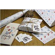 Be Nice Szeretettel csomagolópapír - Csomagolópapír