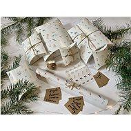 Be Nice Költői karácsonyi csomagoló készlet - Csomagolópapír