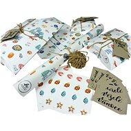 Be Nice bébi karácsonyi csomagolókészlet - Csomagolópapír