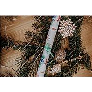 Be Nice gyerek karácsonyi csomagolópapír (5 db) - Csomagolópapír