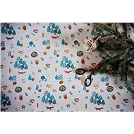 Be Nice gyermekek karácsonyi csomagolópapír, nagyméretű (3 db) - Csomagolópapír