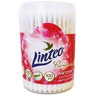 LINTEO Premium Fültisztító pálca (100 db) - Fültisztító pálcika