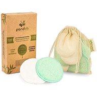 PANDOO bambusz mosható smink tamponok 10 db