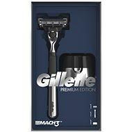 GILETTE Mach3 szett + állvány - Kozmetikai ajándékcsomag