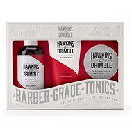 HAWKINS & BRIMBLE Barber Grade Tonics Set + Face Wash - Férfi kozmetikai szett