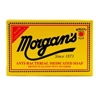 MORGAN'S Anti-Bacterial Medicated 80 g - Szappan