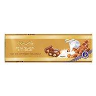 LINDT Swiss Premium Gold Tablet Hazelnut 300 g - Csokoládé