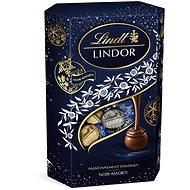 LINDT Lindor Ball praliné Noir Assorti Sötétkék 337 g - Csokoládé